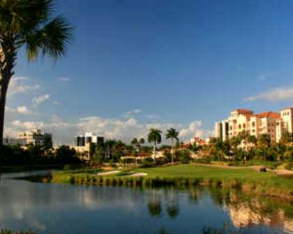 Fairmont Turnberry Isle Resort, Soffer Golf Course, Aventura, Florida, 33180 - Golf Course Photo
