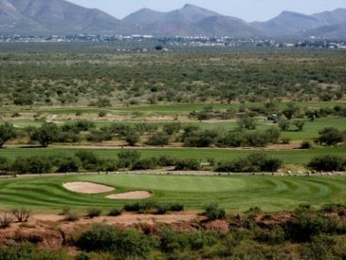 Turquoise Valley Golf Course & Rv Park,Naco, Arizona,  - Golf Course Photo