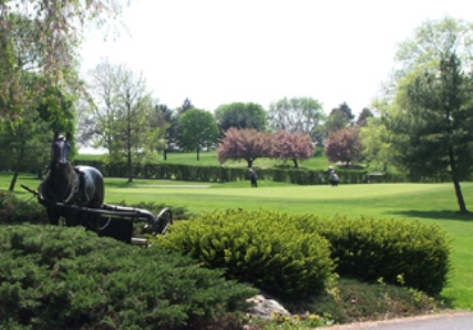 Golf Course Photo, Lancaster Host Golf Resort, Lancaster, 17602