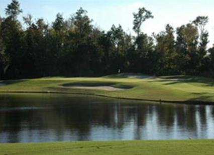 Grenelefe Golf & Tennis Resort, South,Haines City, Florida,  - Golf Course Photo