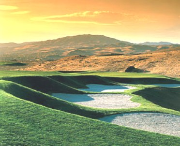 D'Andrea Golf & Country Club, CLOSED 2012, Sparks, Nevada, 89434 - Golf Course Photo