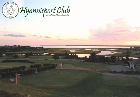 Hyannisport Club,Hyannis Port, Massachusetts,  - Golf Course Photo