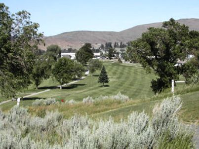 Golf Course Photo, Quail Ridge Golf Course, Baker City, 97814