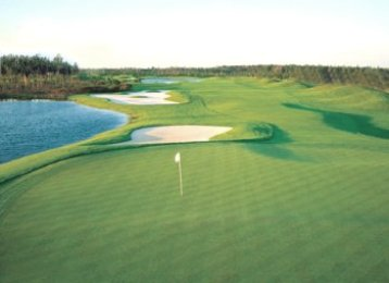 LPGA International, Legends Course,Daytona Beach, Florida,  - Golf Course Photo