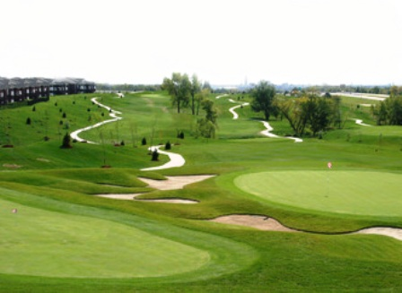 The Links At Lincoln Golf and Country Club,Lincoln, Nebraska,  - Golf Course Photo