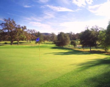Los Robles Greens Golf Course,Thousand Oaks, California,  - Golf Course Photo