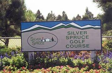 Silver Spruce Golf Course,Colorado Springs, Colorado,  - Golf Course Photo