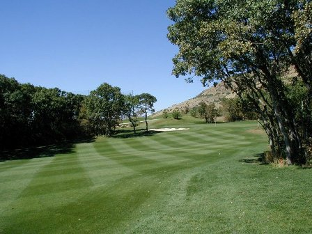Old Mill Golf Club, Salt Lake City, Utah, 84121 - Golf Course Photo
