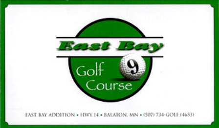 East Bay 9 Golf Course,Balaton, Minnesota,  - Golf Course Photo
