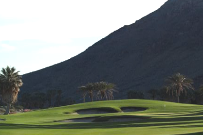 Golf Course Photo, Indian Canyons Golf Resort, South Course, Palm Springs, 92264