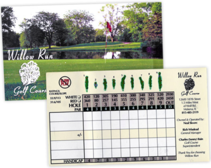 Willow Run Country Club,Mokena, Illinois,  - Golf Course Photo