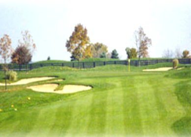Golf Course Photo, Wood Wind Golf Course, Westfield, 46074