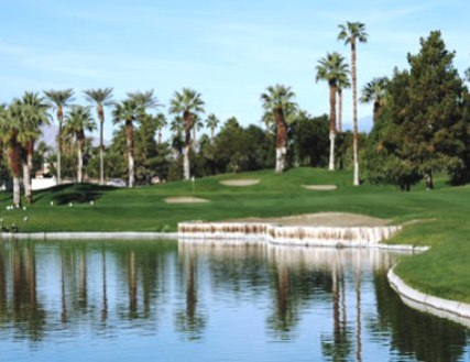 Marriotts Desert Springs Resort, Valley Course,Palm Desert, California,  - Golf Course Photo