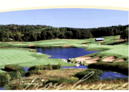 Troy Burne Golf Club,Hudson, Wisconsin,  - Golf Course Photo