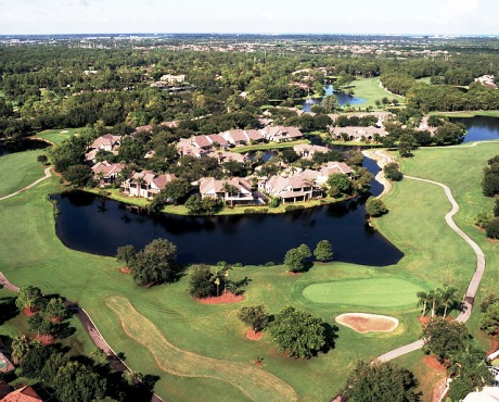 Wyndemere Country Club,Naples, Florida,  - Golf Course Photo