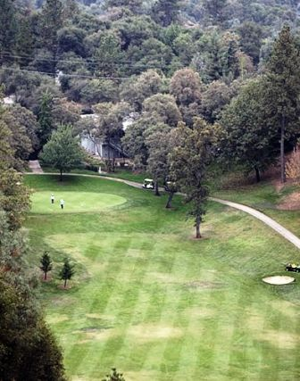 Lake Of The Pines Country Club, Auburn, California, 95602 - Golf Course Photo