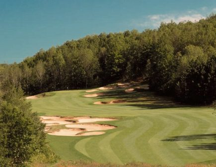 Wilderness Valley Golf Resort -The Black Forest,Gaylord, Michigan,  - Golf Course Photo