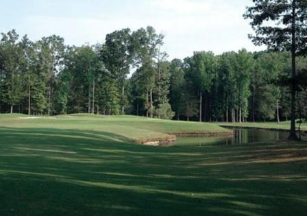 Lochmere Golf Club,Cary, North Carolina,  - Golf Course Photo