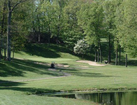 Gull Lake View, East Golf Course,Augusta, Michigan,  - Golf Course Photo