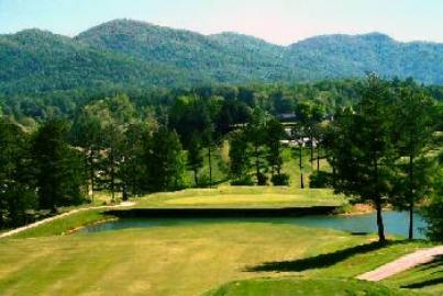 Butternut Creek Golf Course,Blairsville, Georgia,  - Golf Course Photo