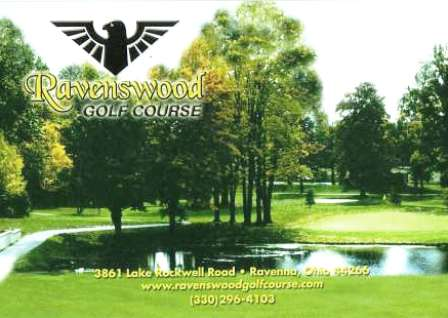 Ravenswood Golf Club, CLOSED 2015,Ravenna, Ohio,  - Golf Course Photo