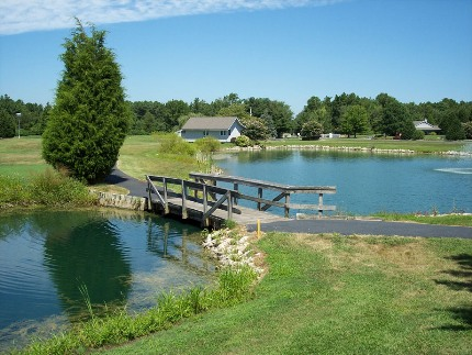 Cove Creek Club,Stevensville, Maryland,  - Golf Course Photo