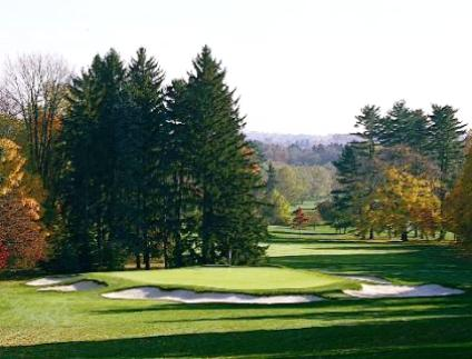 Saucon Valley Country Club, Old Course,Bethlehem, Pennsylvania,  - Golf Course Photo