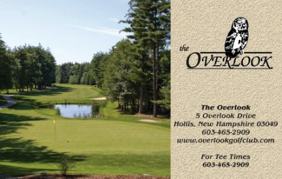 Overlook Golf Club | Overlook Golf Course, Hollis, New Hampshire, 03049 - Golf Course Photo