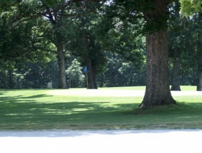 Deer Trail Golf Club, CLOSED 2013, Shelbyville, Illinois, 62565 - Golf Course Photo