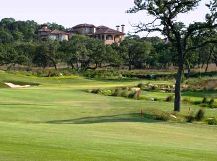 The Clubs of Cordillera Ranch, Golf Course,Boerne, Texas,  - Golf Course Photo