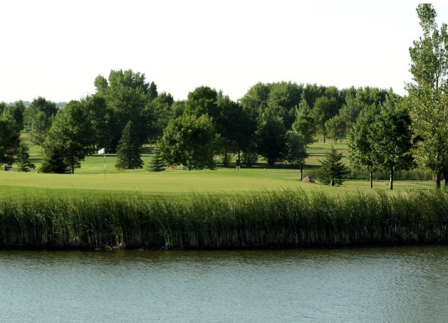 Golf Course Photo, Central Valley Golf Club, Hartford, 57033