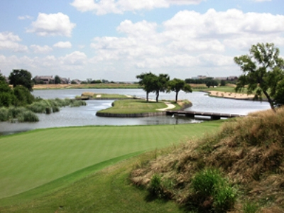 Stonebridge Ranch Country Club - Dye Course, Mckinney, Texas, 75070 - Golf Course Photo
