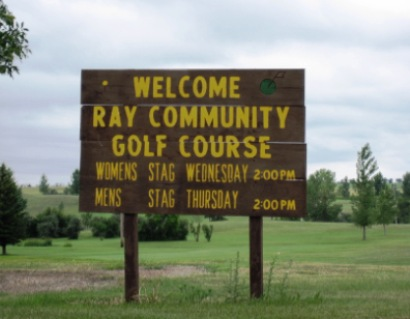 Ray Golf Association,Ray, North Dakota,  - Golf Course Photo
