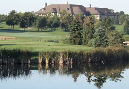 Boulder Ridge Country Club,Lake In The Hills, Illinois,  - Golf Course Photo