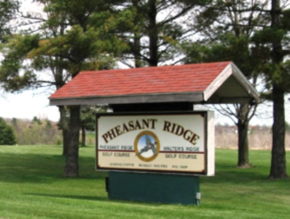 Golf Course Photo, Pheasant Ridge Municipal Golf Course, Cedar Falls, 50613