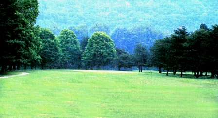 Big Bend Golf Course,Tornado, West Virginia,  - Golf Course Photo