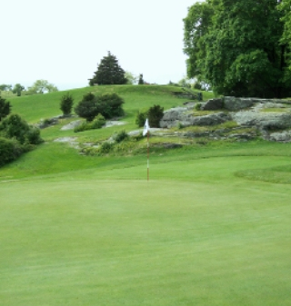 Golf Course Photo, Old Lyme Country Club, Old Lyme, 06371