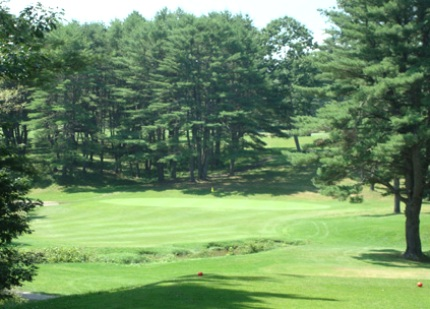Gorham Country Club,Gorham, Maine,  - Golf Course Photo