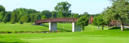 Soldiers Memorial Field Golf Course, Rochester, Minnesota, 55901 - Golf Course Photo