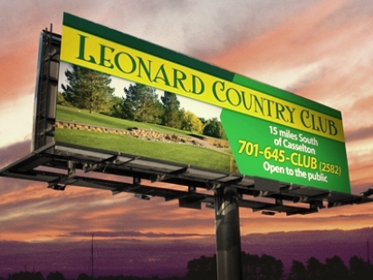 Leonard Country Club,Leonard, North Dakota,  - Golf Course Photo