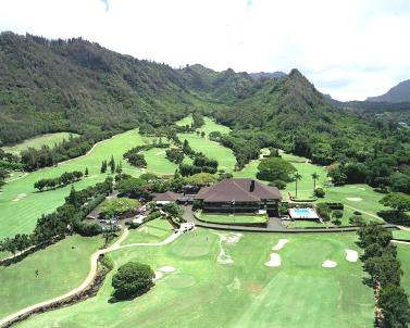 Oahu Country Club,Honolulu, Hawaii,  - Golf Course Photo
