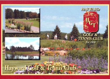 Hayward Golf & Tennis Club,Hayward, Wisconsin,  - Golf Course Photo