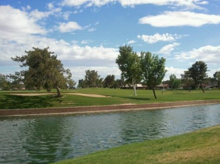 Silver Lakes Country Club,Helendale, California,  - Golf Course Photo