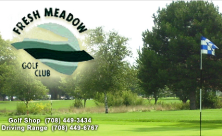Golf Course Photo, Fresh Meadow Golf Course, Hillside, 60162