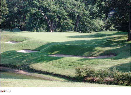 Golf Course Photo, Norwood Hills Country Club, East Golf Course, Saint Louis, 63121