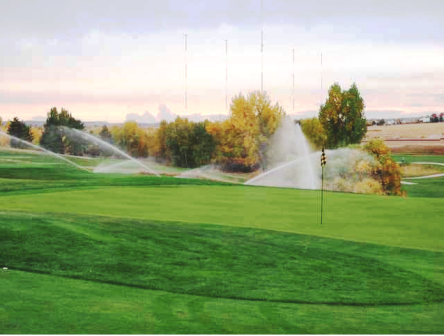 Golf Course Photo, South Suburban Golf Course, The Eighteen Hole Course, Centennial, 80122