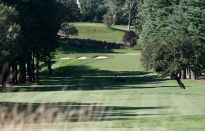 Wellesley Country Club,Wellesley Hills, Massachusetts,  - Golf Course Photo