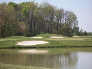 Golf Course Photo, Legends Of Indiana Golf Course, Franklin, 46131
