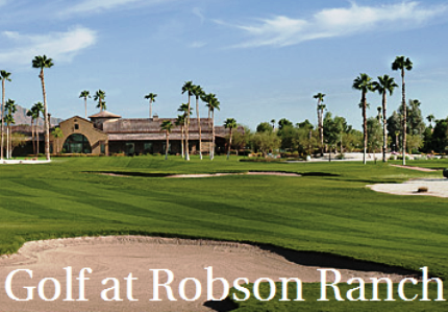 Golf Course Photo, Robson Ranch Golf Club, Eloy, 85131