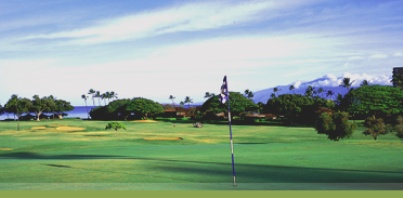 Kaanapali Golf Course, Royal Kaanapali,Lahaina, Hawaii,  - Golf Course Photo